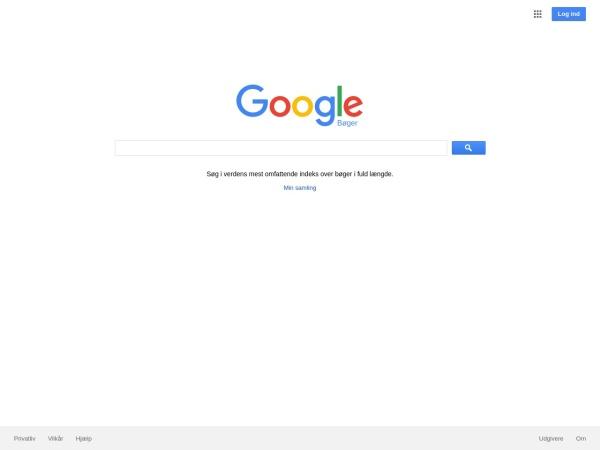 Screenshot of books.google.gl