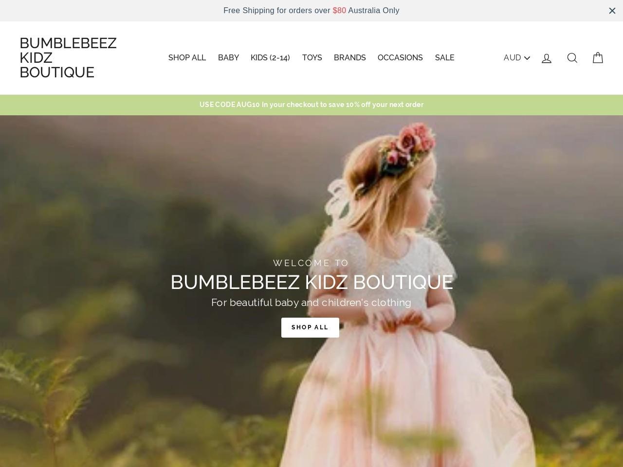 bumblebeezkidzboutique.com.au