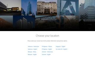 Screenshot of business.adobe.com