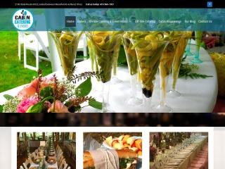 The Cabin Restaurant Website