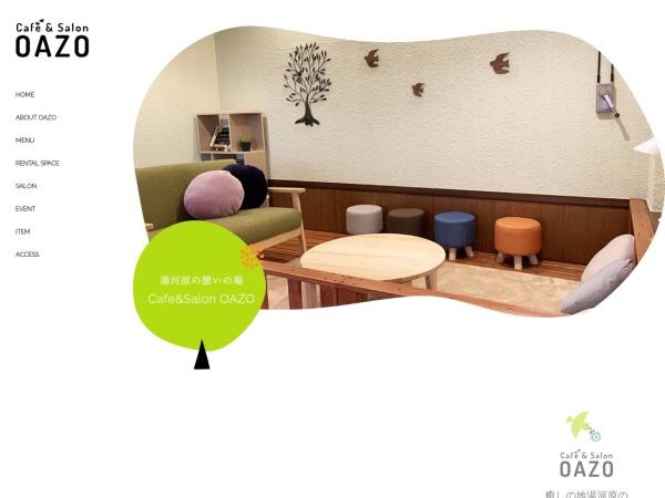 Cafe&Salon OAZO