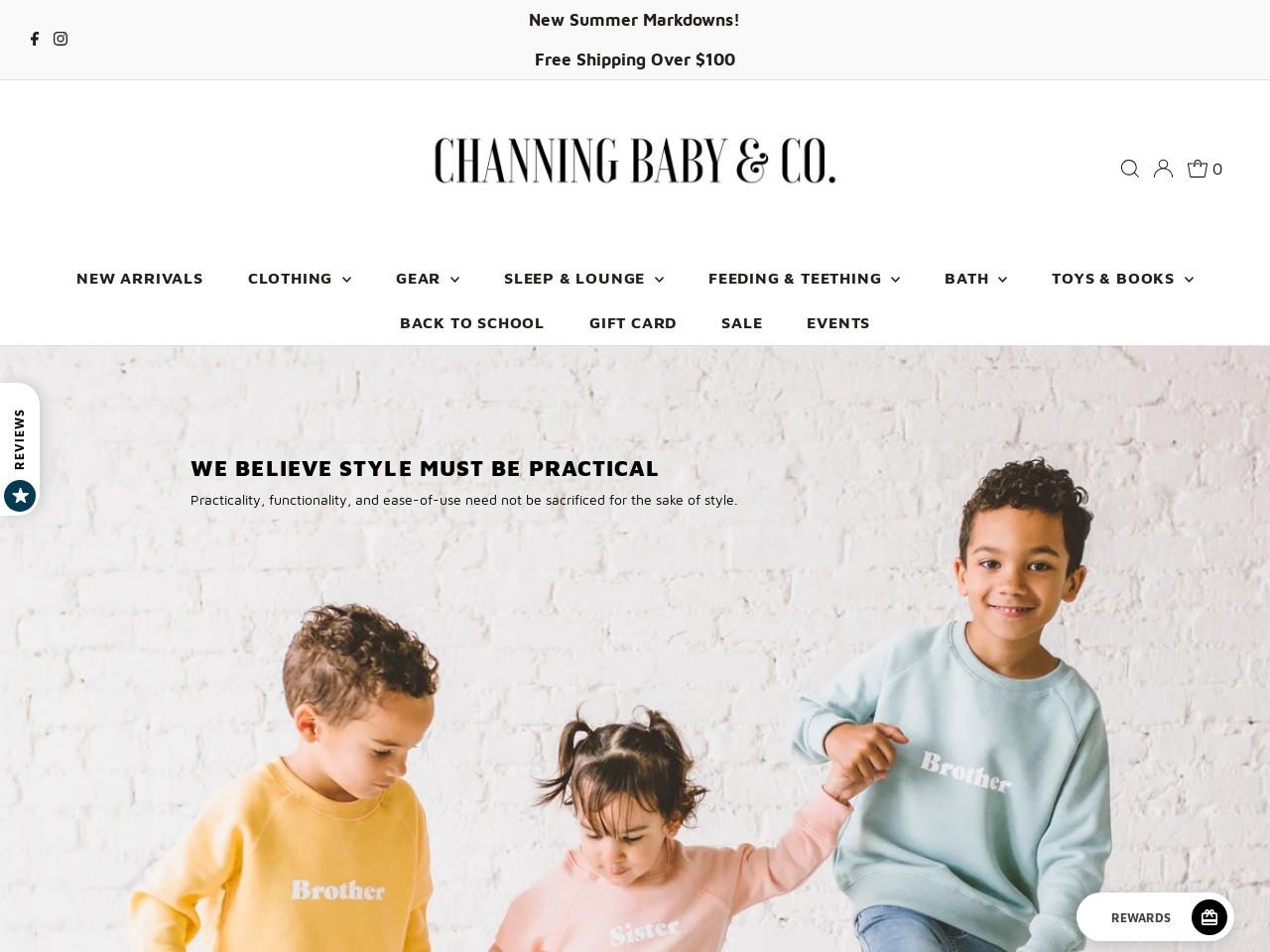 channingbaby.com