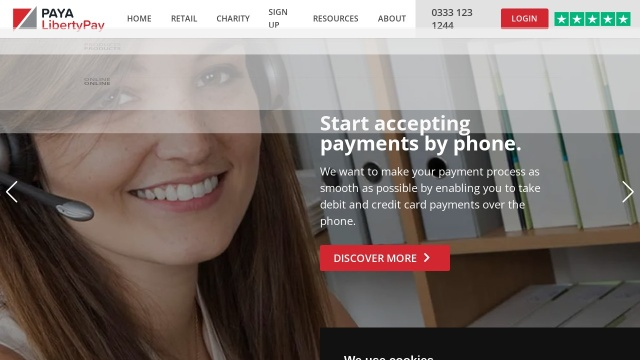 Screenshot of charityclear.com