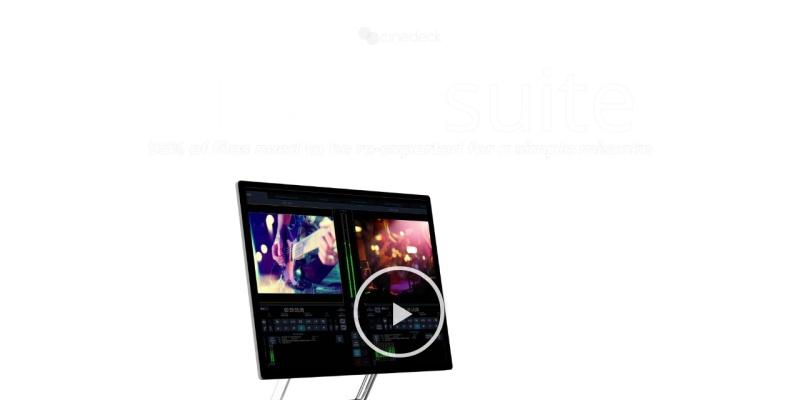 Premiere ProやMedia Composerから直接ファイルにインサート編集できるCineXtoolsプラグイン
