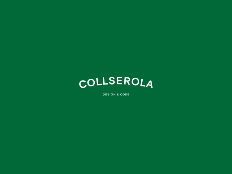 Collserola | Design & Code