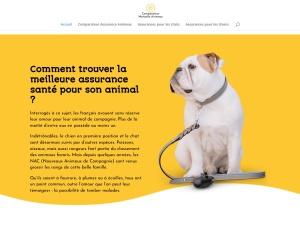 Votre site d'informations sur les mutuelles pour animaux de compagnie et comparateur des meilleures assurances pour animaux en ligne