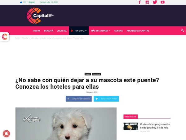 Captura de pantalla de conexioncapital.co