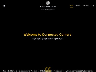 Connected Corners Screenshot
