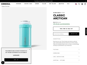 https://corkcicle.com/products/classic-arctican