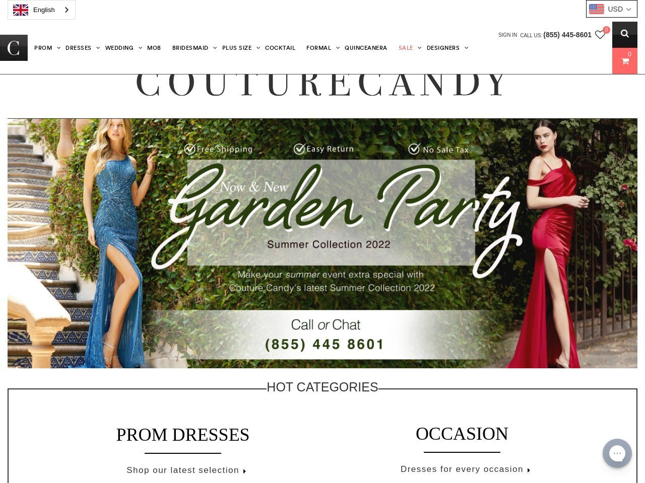 couturecandy.com