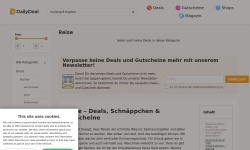 Screenshot of dailydeal.de