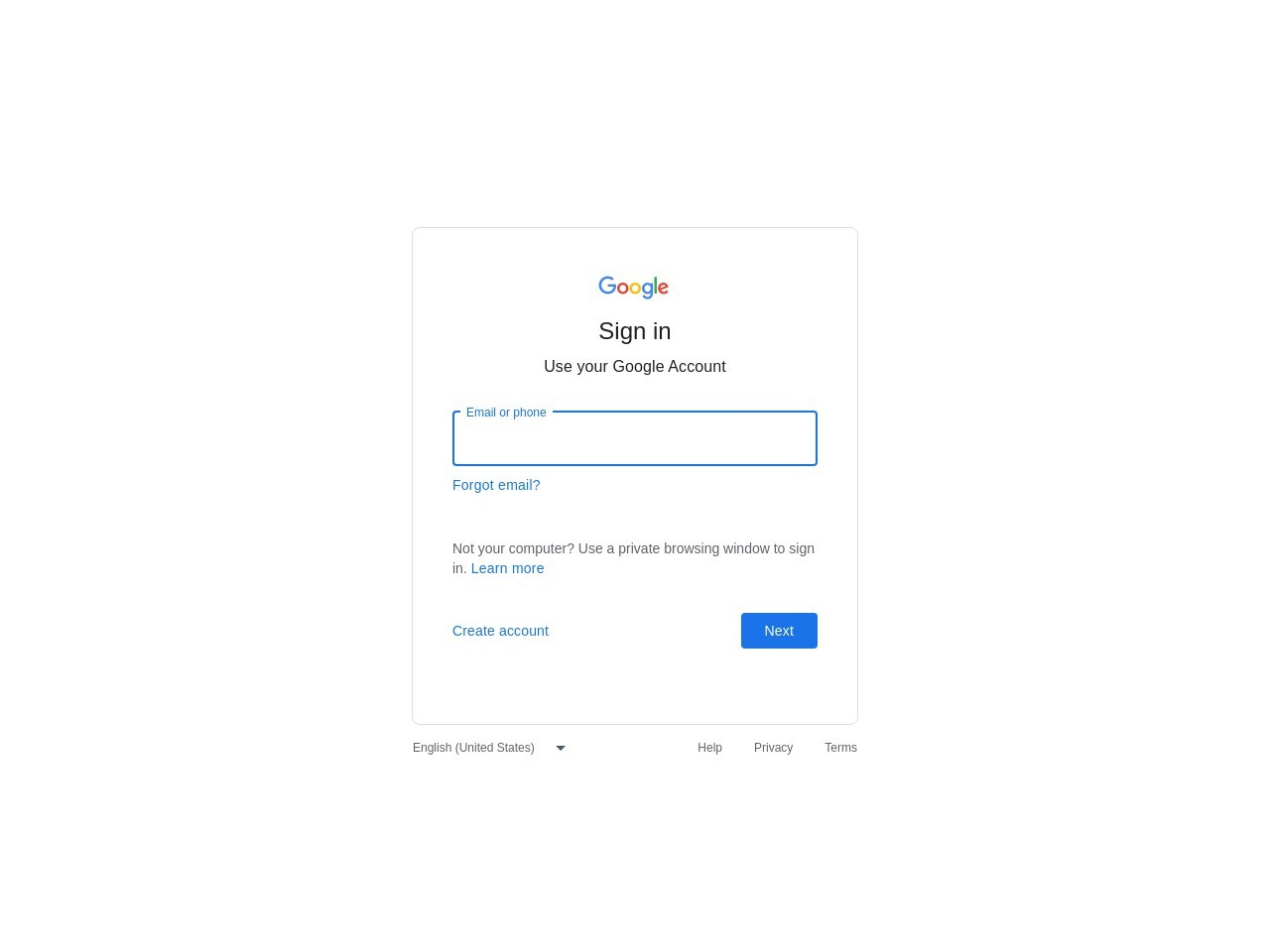 Screenshot of docs.google.com