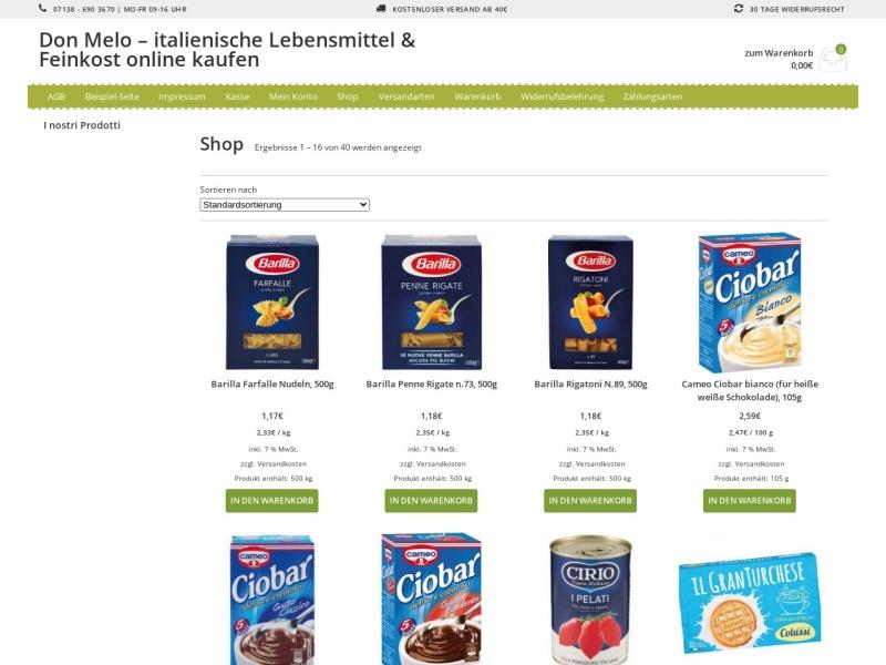 don-melo-gourmet.de