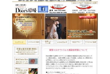 Screenshot of doors-aigi.com