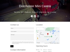 https://dorchesterminicentre.co.uk