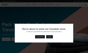 Duerウェブサイトサムネイル