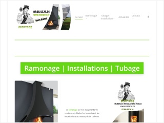 Screenshot of ecotycoz.fr