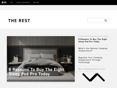 top bed and sleep blogs to follow