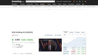 Balance de GSD Holding (GSDHO) - Investing.com
