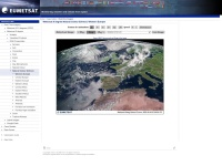 Screenshot of eumetview.eumetsat.int