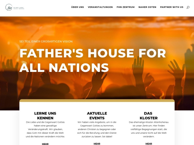 Father's House for all Nations (FHN)