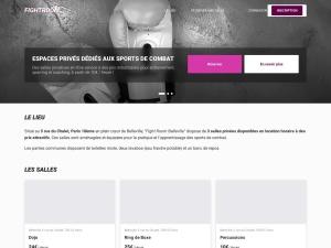 Fight Room : votre complexe sportif entièrement équipé et dédié aux sports de combat à Paris