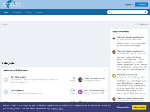 GitarNorge - content marketing