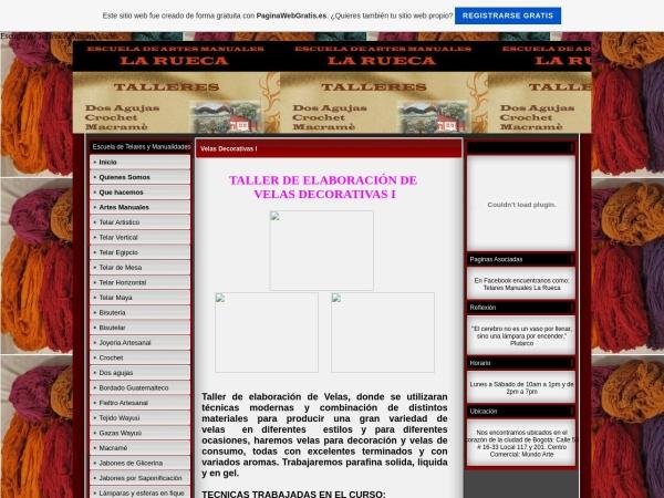 Captura de pantalla de fundamanosfuturo.es.tl