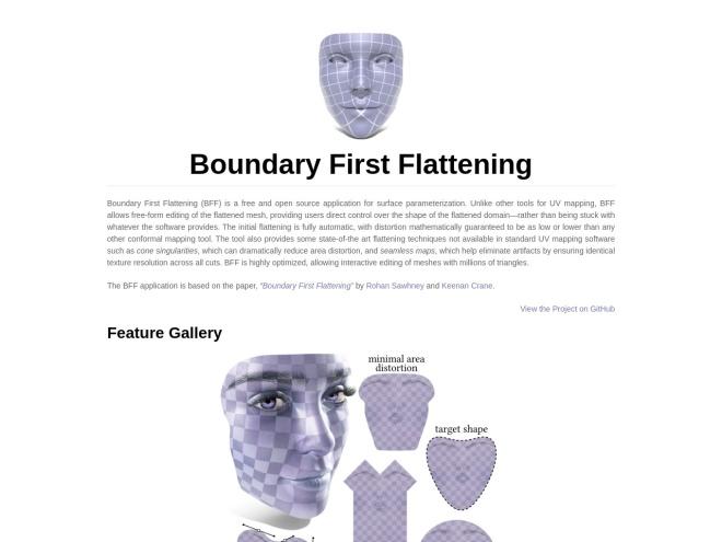 https://geometrycollective.github.io/boundary-first-flattening/