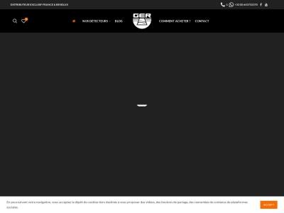 GER Detect : des instruments de localisation de métaux précieux et d'or de haute qualité