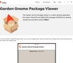Screenshot of ggnome.com