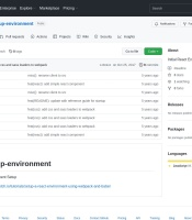 https://github.com/k4paul/react-setup-environment