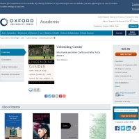 Screenshot of global.oup.com