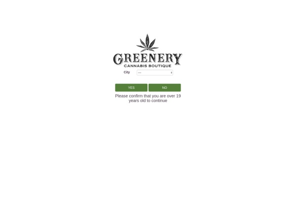 https://greenerycannabisboutique.ca