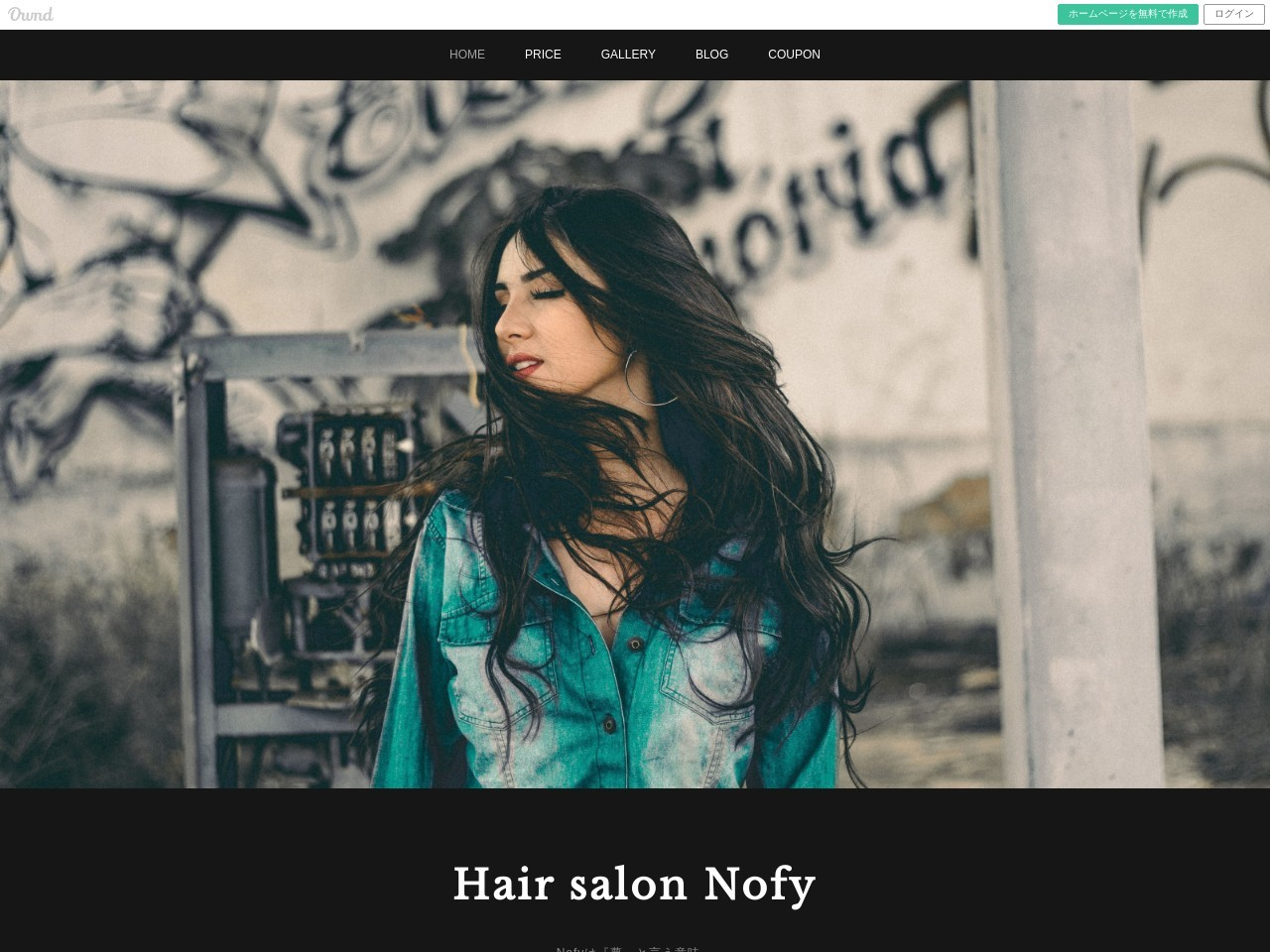 Hair Salon Nofy