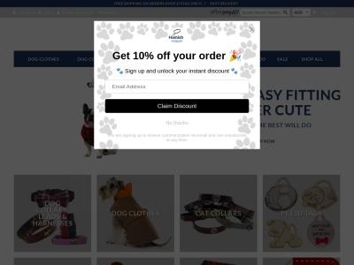 Screenshot of hamishmcbeth.com