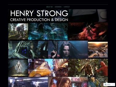 Henry Strong Screenshot