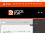 Screenshot of hiroshimadragonflies.com