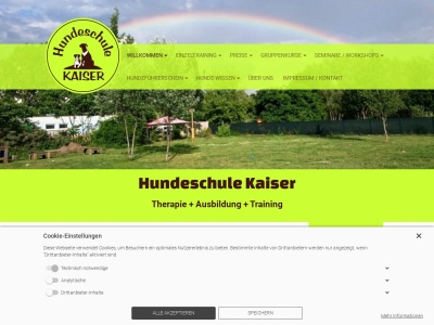 hundeschule-kaiser.de