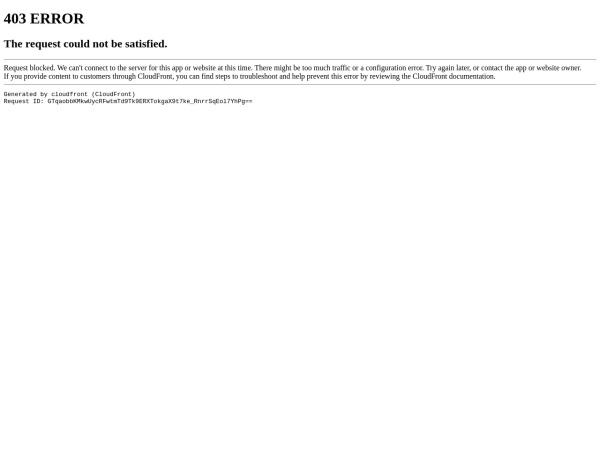 Screenshot of ifttt.com