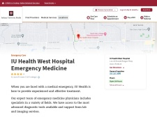 https://iuhealth.org/find-locations/iu-health-west-hospital-emergency-medicine