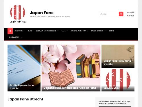 Japan Fans Utrecht
