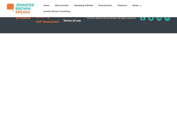 The Will to Change - Jennifer Brown Podcast Screenshot