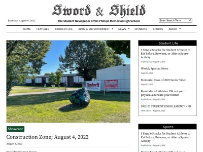 JMM Sword and Shield Screenshot
