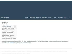 Jobs in Norway - content marketing