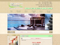Screenshot of k-recia.com