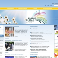 Screenshot von kathma.de