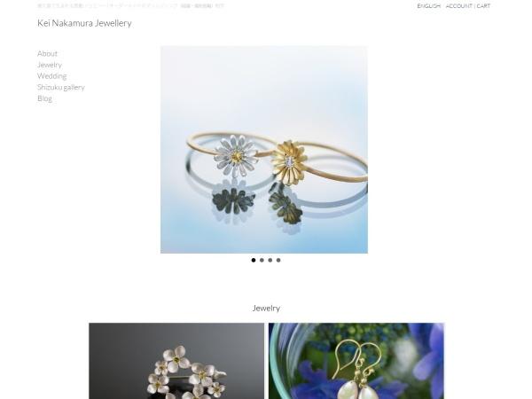 Screenshot of kei-jewellery.com