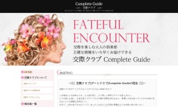 Screenshot of kousaiguide.com