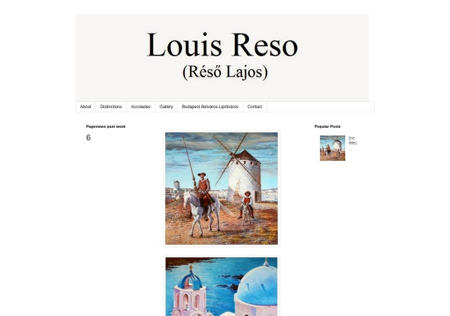 Screenshot of louisreso.blogspot.hu